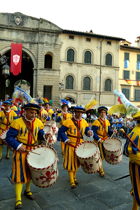 Musicians from Florence.