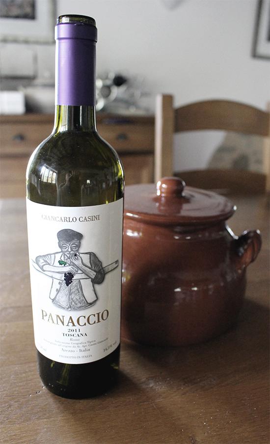 Panaccio wine