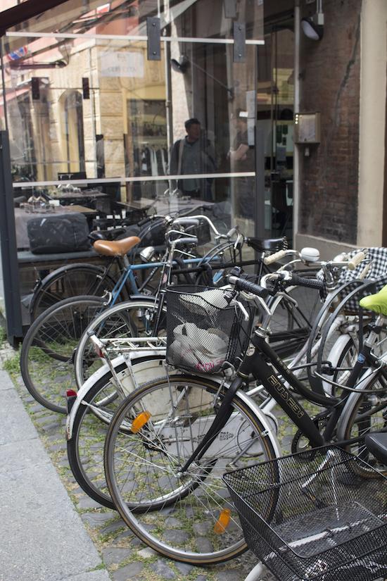 bicicletta modena