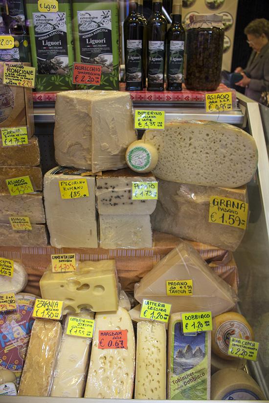formaggi veneti