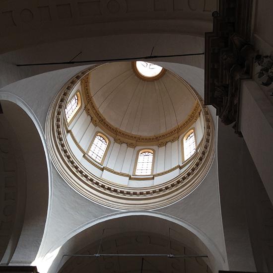 cupola duomo padova